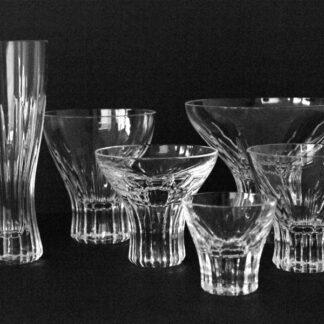 """Trinkglasservice """"Greif"""", Wilhelm Wagenfeld, Deutschland, 1950er jahre"""