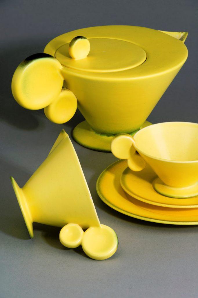 Bröhan Heymann Marks Teeservice