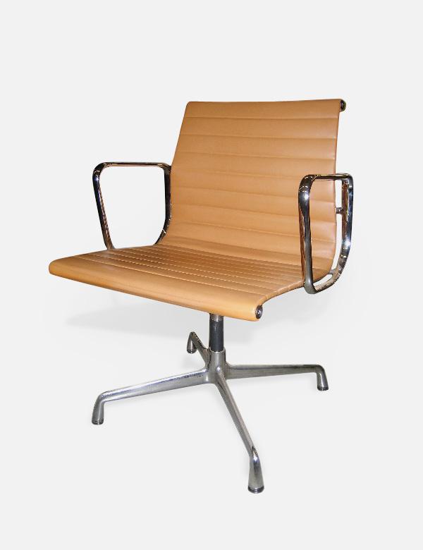 Bürostuhl eames  Bürostühle EA 107/8, Aluminium Group, Charles + Ray Eames, 1958 ...