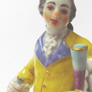 Limonadenhändler, Cris de Paris J.J. Kaendler, PM Meißen