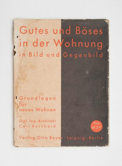 Gutes und Böses in der Wohnung, 1.+ 2. Auflage